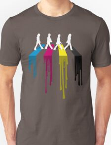 Abbey CMYK T-Shirt