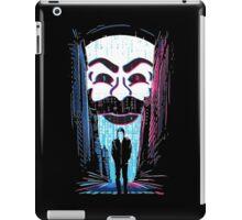 Mr Robot  iPad Case/Skin