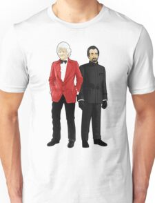 Doctor Who - Third Doctor and The Master Unisex T-Shirt
