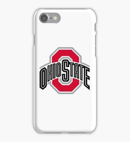 Ohio State football iPhone Case/Skin