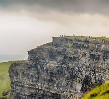 Cliffs of Moher, County Clare, Ireland 3 by Mark Bangert