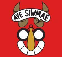 Aye Siwmae - Helm of Goofy Smiles Kids Clothes