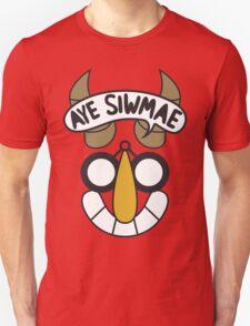 Aye Siwmae - Helm of Goofy Smiles T-Shirt