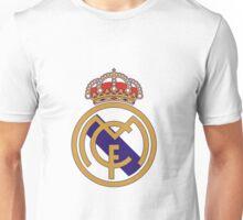 real madrid logo club Unisex T-Shirt
