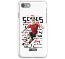 Paul Scholes Manchester United iPhone Case/Skin