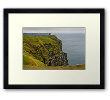 Cliffs of Moher, County Clare, Ireland 4 Framed Print