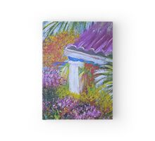 Beach Front Hardcover Journal
