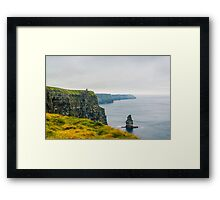 Cliffs of Moher, County Clare, Ireland 5 Framed Print