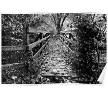 The Wooden Bridge #2 Poster