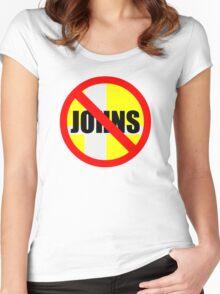 Reggie's Plea Women's Fitted Scoop T-Shirt