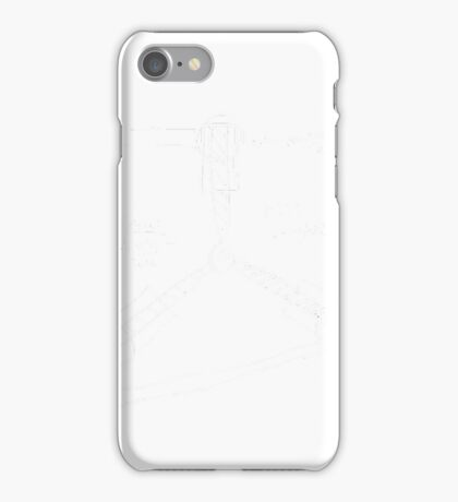 Back to the Future Flux Capacitor t shirt iPhone Case/Skin