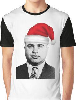 Al Capone - Merry Christmas! Graphic T-Shirt