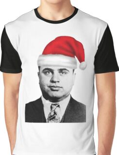 Al Capone - Merry Christmas! Graphic T-Shirt