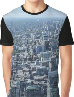 Toronto Skyscrapers Graphic T-Shirt