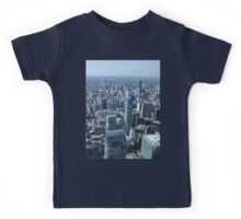 Toronto Skyscrapers Kids Tee