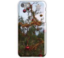 Aussie Christmas tree iPhone Case/Skin