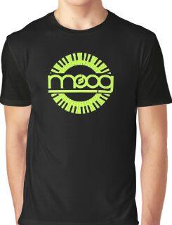 Moog  Synth Graphic T-Shirt