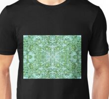 Leaf surface 1- Privet (Ligustrum) Unisex T-Shirt
