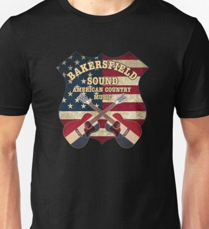 Bakersfield Sound shield Unisex T-Shirt