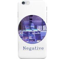 Negative iPhone Case/Skin