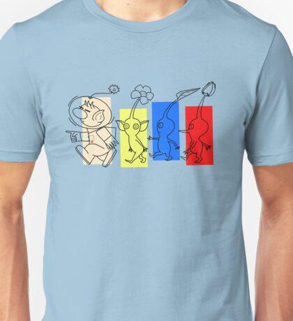 Pikmin Trails Unisex T-Shirt
