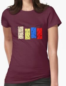 Pikmin Trails Womens Fitted T-Shirt