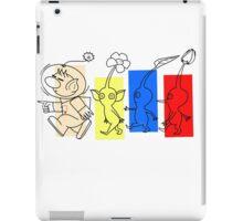 Pikmin Trails iPad Case/Skin