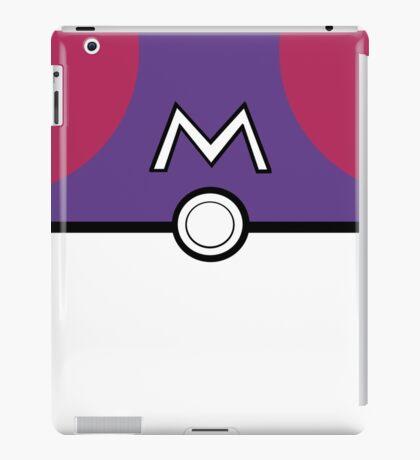 Pokemon - Master Ball iPad Case/Skin