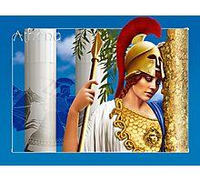 Athena Photographic Print
