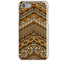 Ethnic Chic Pattern 2 iPhone Case/Skin