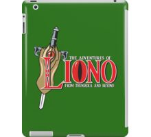 The Adventures of Liono iPad Case/Skin