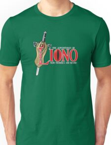 The Adventures of Liono Unisex T-Shirt
