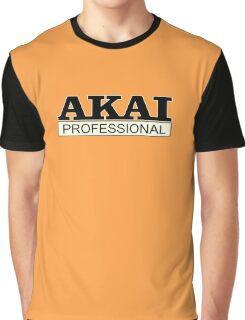 Akai Professional B&W  Graphic T-Shirt