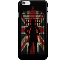 12th UK iPhone Case/Skin