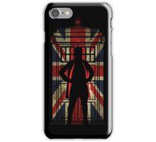 12th UK iPhone Case/Skin