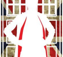 12th UK Sticker