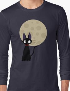 Jiji the Cat Long Sleeve T-Shirt
