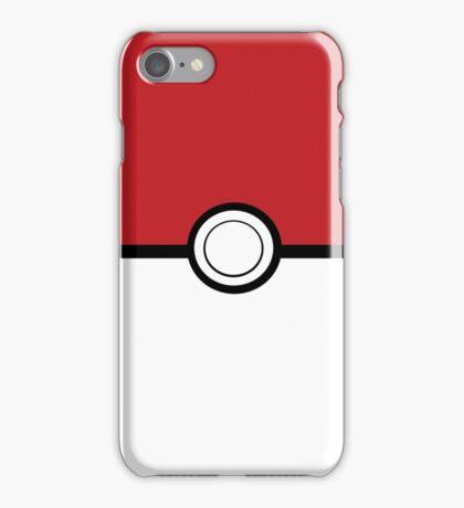 Pokemon - Poke Ball iPhone Case/Skin