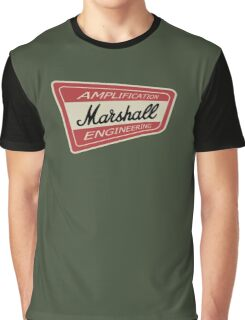 Vintage Marshall Amp  Graphic T-Shirt