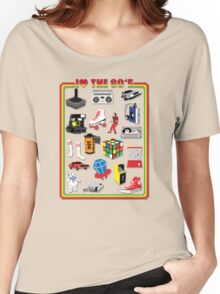 I LOVE THE 80'S Women's Relaxed Fit T-Shirt