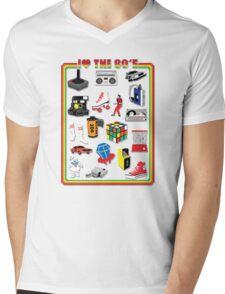 I LOVE THE 80'S Mens V-Neck T-Shirt