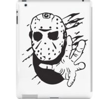 An Icon of horror iPad Case/Skin
