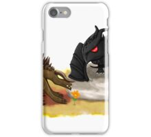 Little bad beasts iPhone Case/Skin