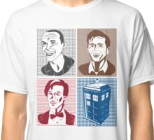 Doctor Who and Tardis Classic T-Shirt