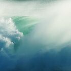 The Green Wave... by Angelika  Vogel