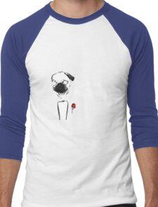 The Pug Father Men's Baseball ¾ T-Shirt