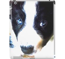 Puppy Dog Eyes iPad Case/Skin