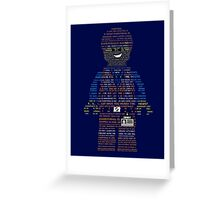 Everything is Awesome - Emmet Collage Greeting Card