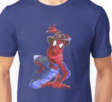 Firefighter Spider-Man Unisex T-Shirt