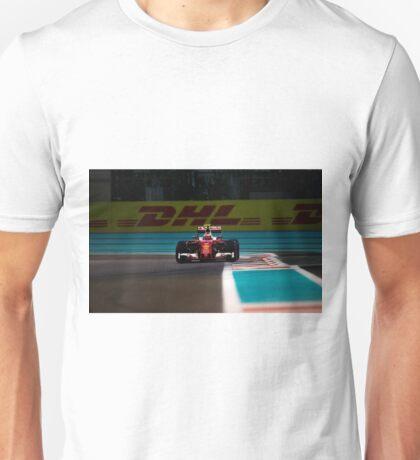 Formula 1 Ferrari 2016 Unisex T-Shirt
